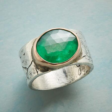 ALPINE LAKE RING