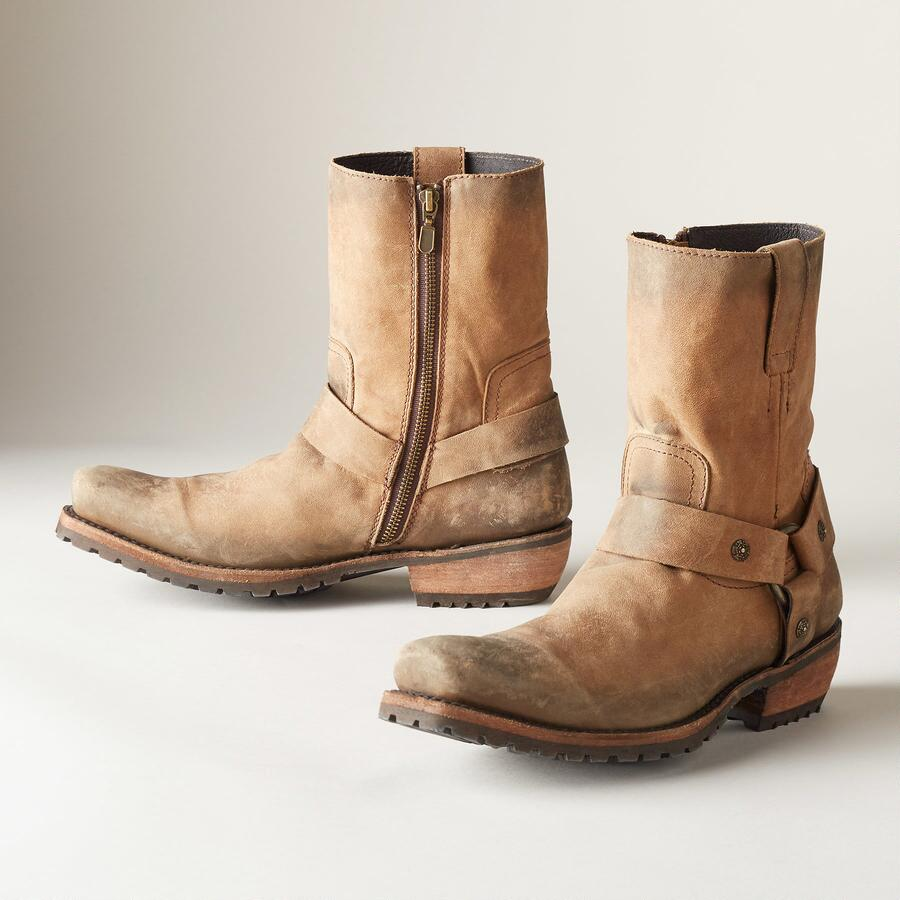 WESTWATERS HARNESS BOOTS