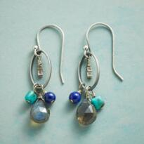 AQUENE EARRINGS