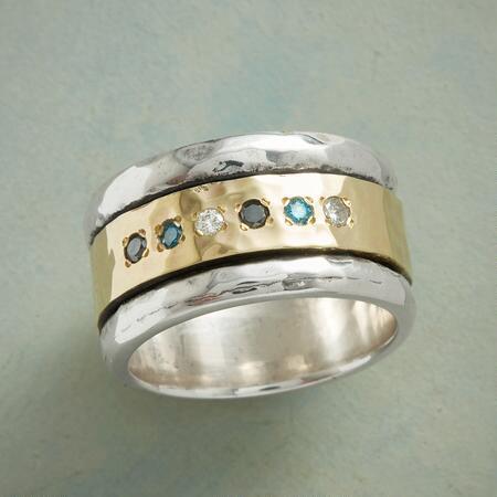 DIAMOND INDULGENCE RING