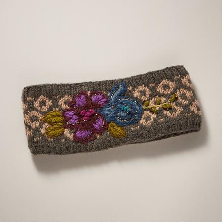 ETERNAL GARDEN HEADBAND