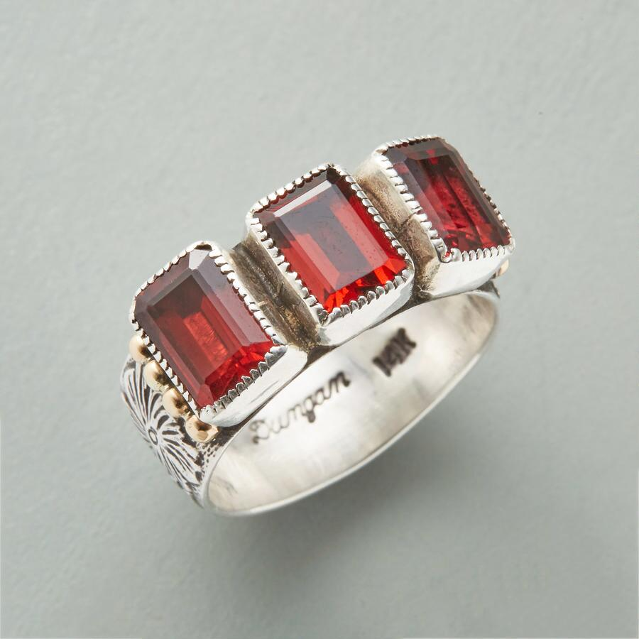 STRENGTH & BEAUTY RING