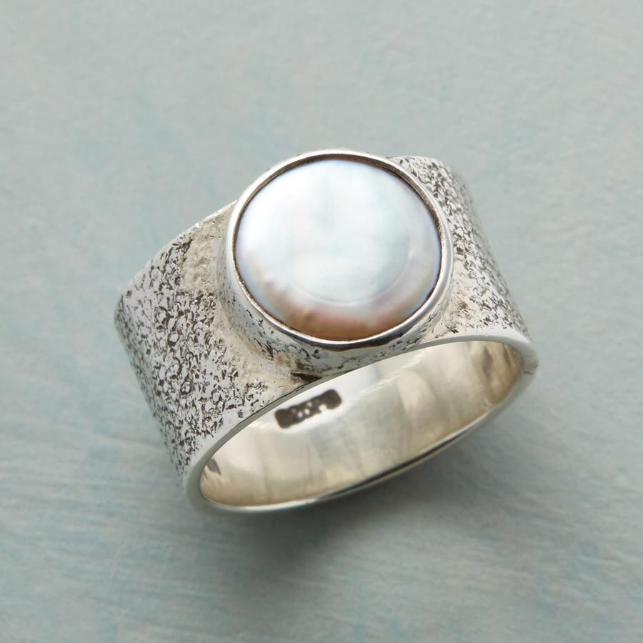 ODE TO THE MOON RING