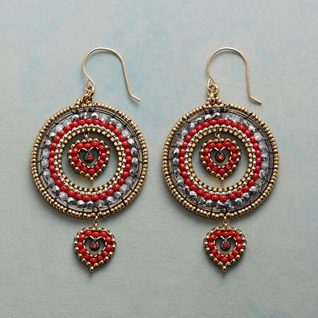 PIZZAZZ EARRINGS