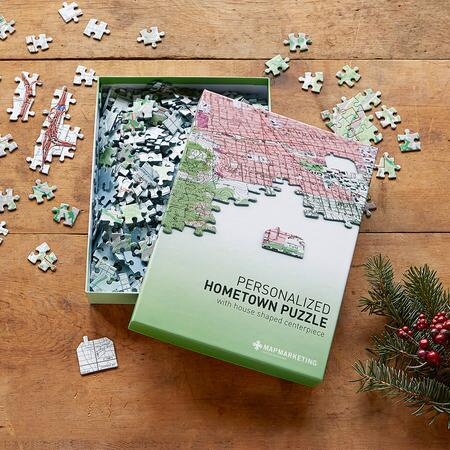 YOUR HOMETOWN PUZZLE