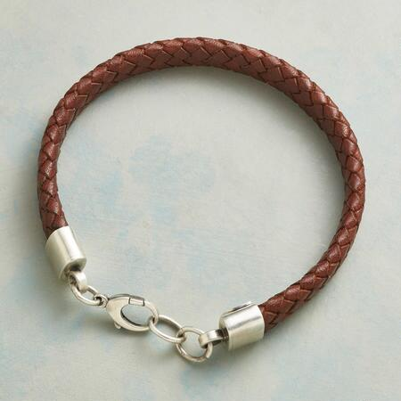 CARBONDALE BRAIDED BRACELET