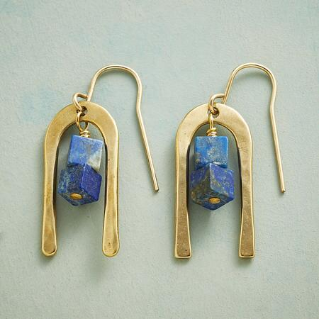 EGYPTOLOGY EARRINGS