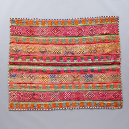 BARRANCA PERUVIAN THROW