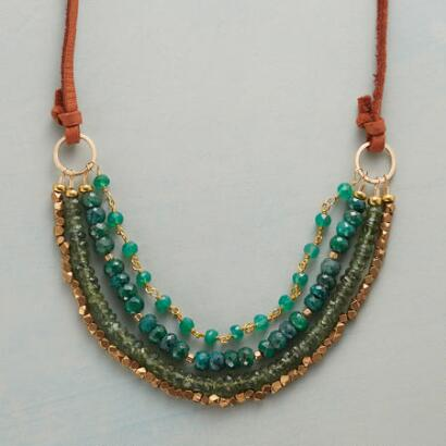 GREEN MANSIONS NECKLACE