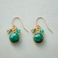 GREEN MANSIONS EARRINGS