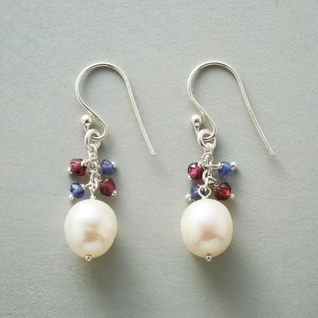 ODE TO PEARL EARRINGS
