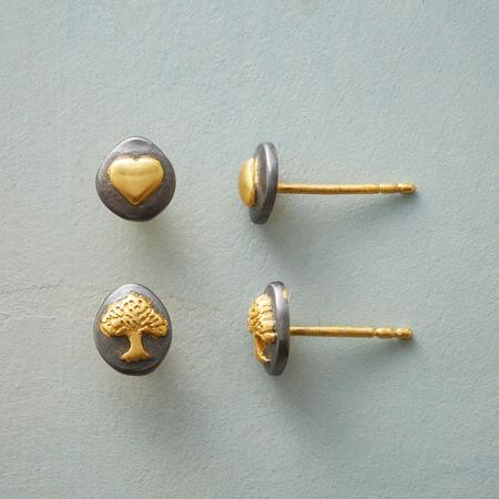 ESSENCE OF LIFE EARRING DUO