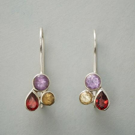 TRIPLE PLAY EARRINGS