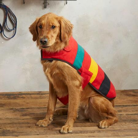 NATIONAL PARKS DOG COAT BY PENDLETON
