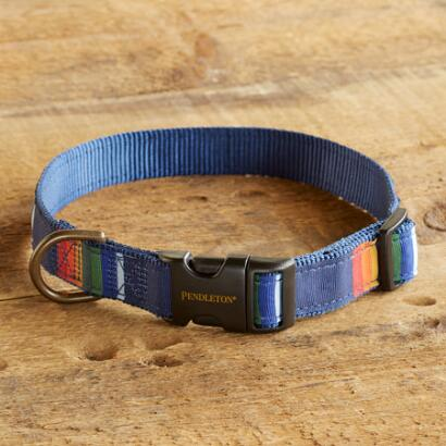 NATIONAL PARKS DOG COLLAR BY PENDLETON
