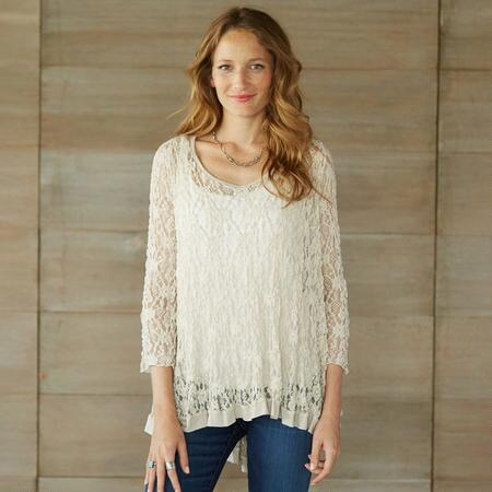 KIERA LACE TOP