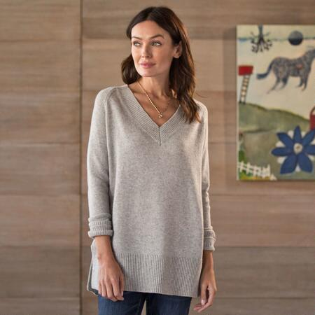 AVERY SWEATER TUNIC