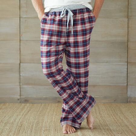 GUNNER PLAID PAJAMA PANTS