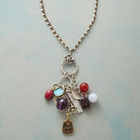 ENDLESS CHARMS NECKLACE