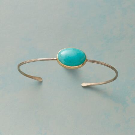 BLUE GROTTO BANGLE