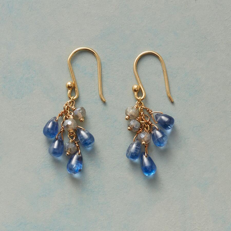 BLUE SKIES & PUFFY CLOUDS EARRINGS