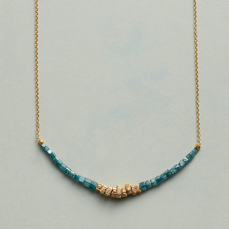 WITH A DIFFERENCE DIAMOND NECKLACE