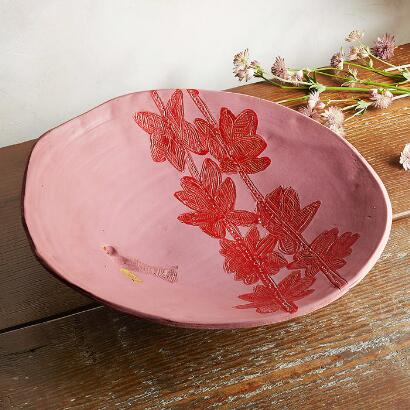 SUNDANCE CERAMICS IN THE PINK BOWL