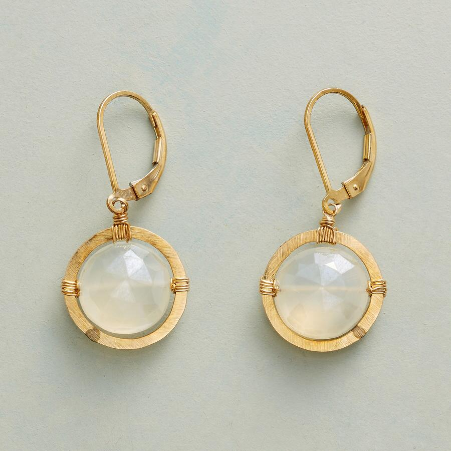 SPHERES OF INFLUENCE EARRINGS