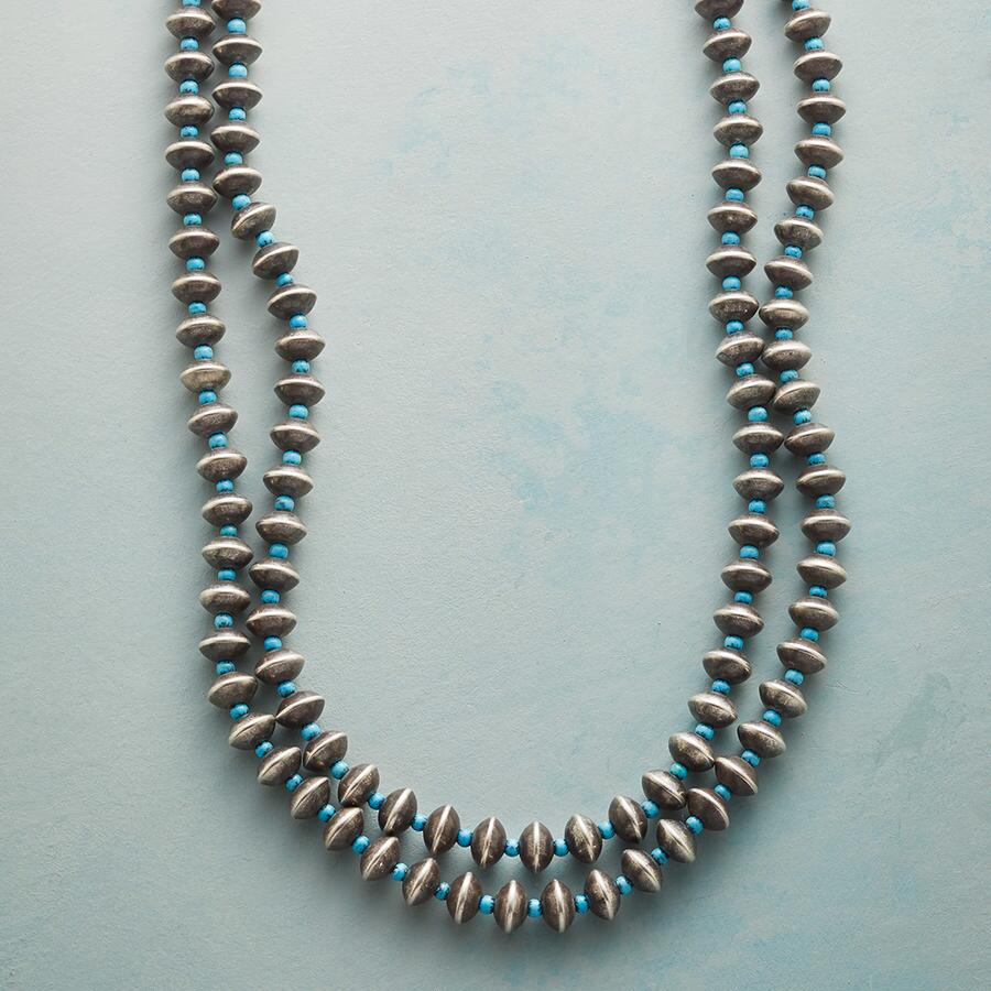 GENERATIONS STERLING NECKLACE