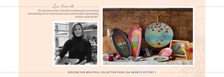 Explore Lisa Neimeth's Entire Collection