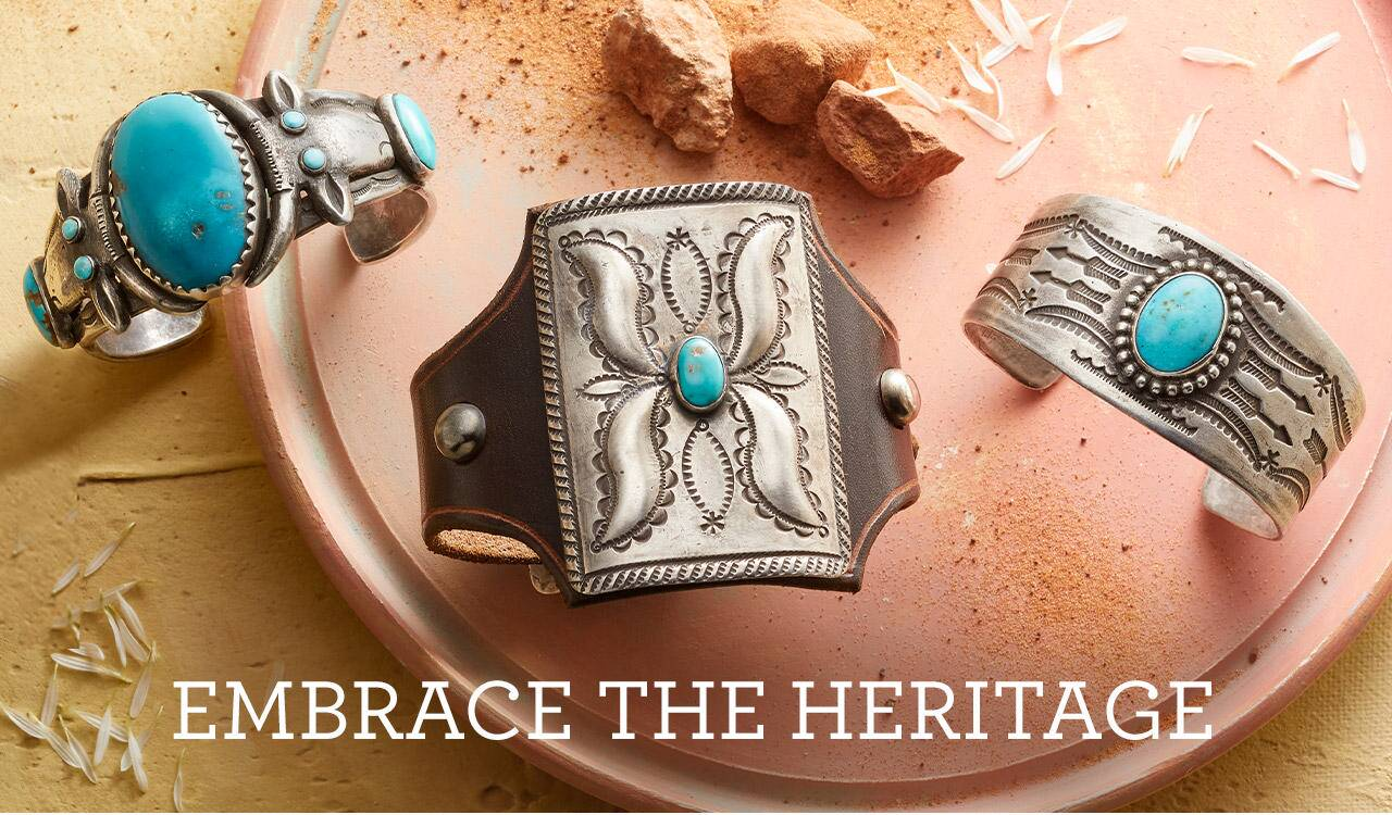 Embrace the Heritage