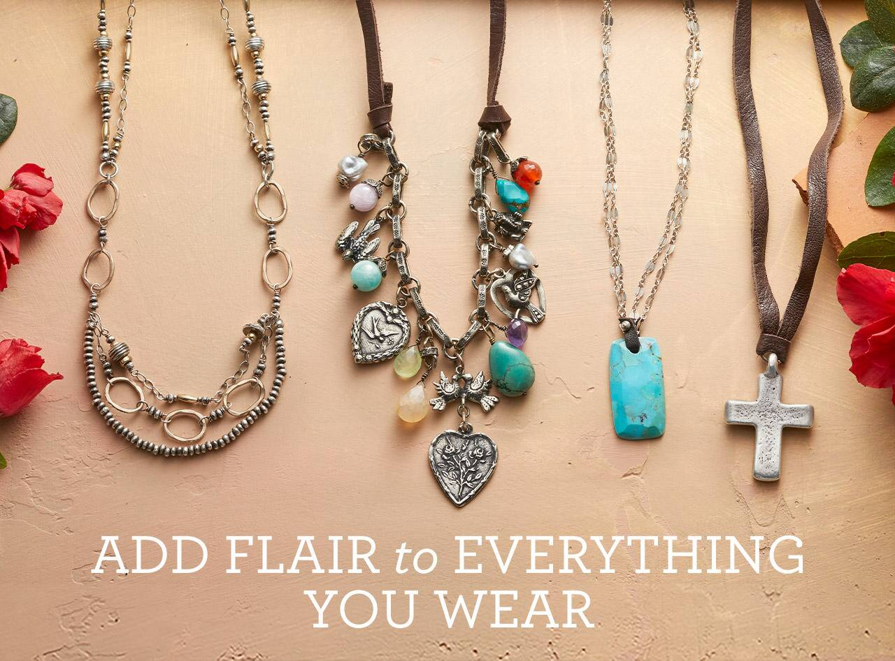 Add Flair to Everything You Wear