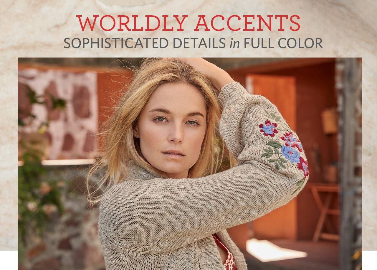 Worldly Accents