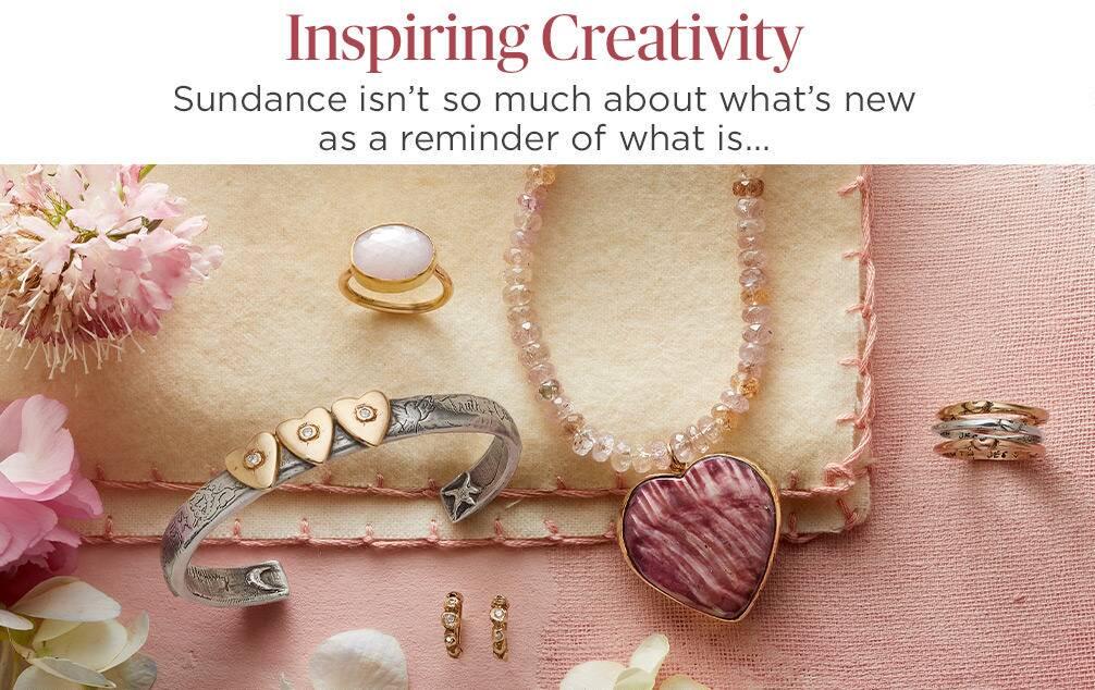 Inspiriring Creativity