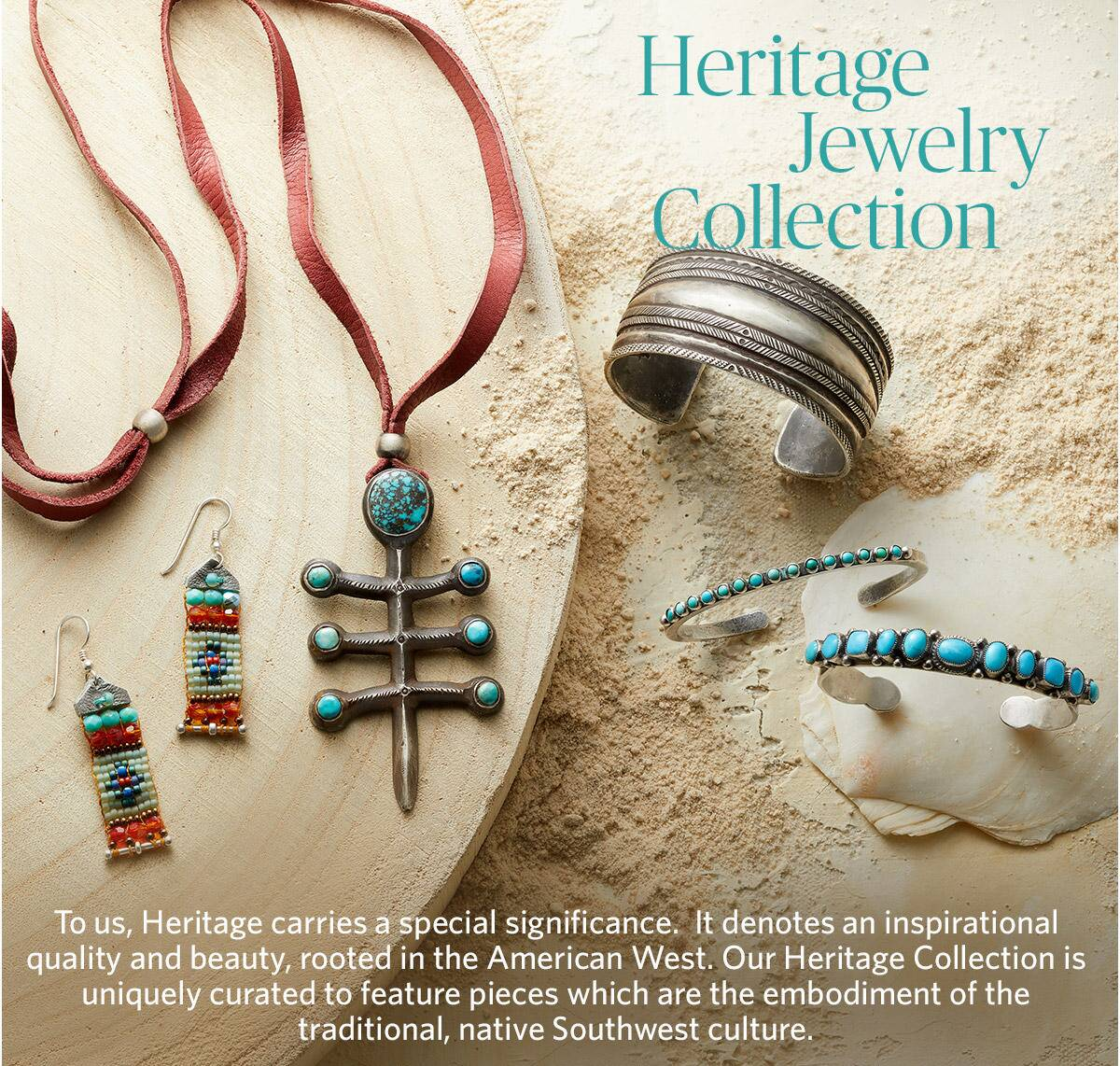 Heritage Jewelry Collection