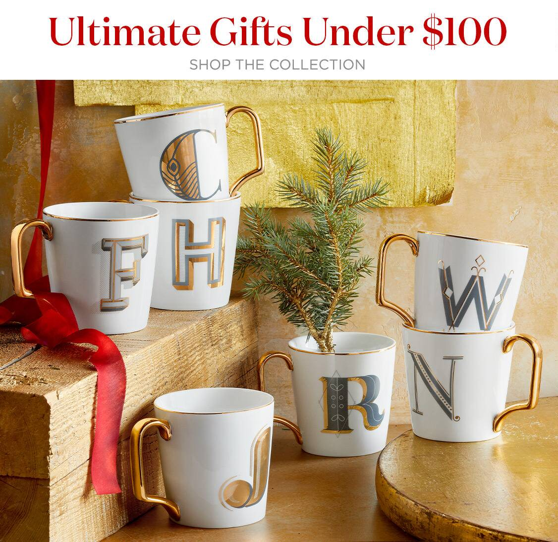 Ultimate Gifts under 100