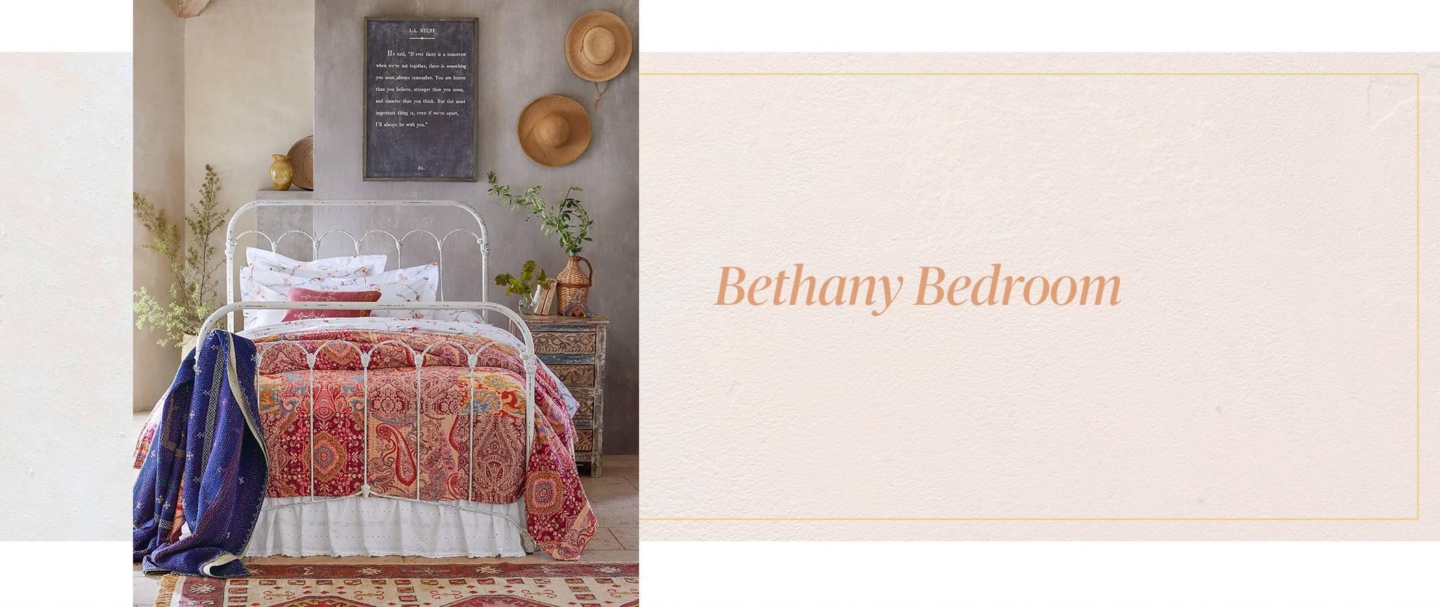 Bethany Bedroom