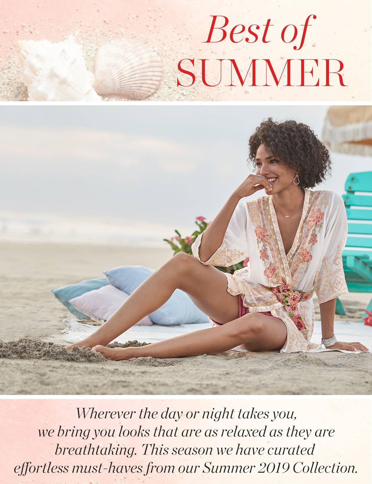 ab25e6c5c8 Best of Summer - Be Inspired | Robert Redford's Sundance Catalog