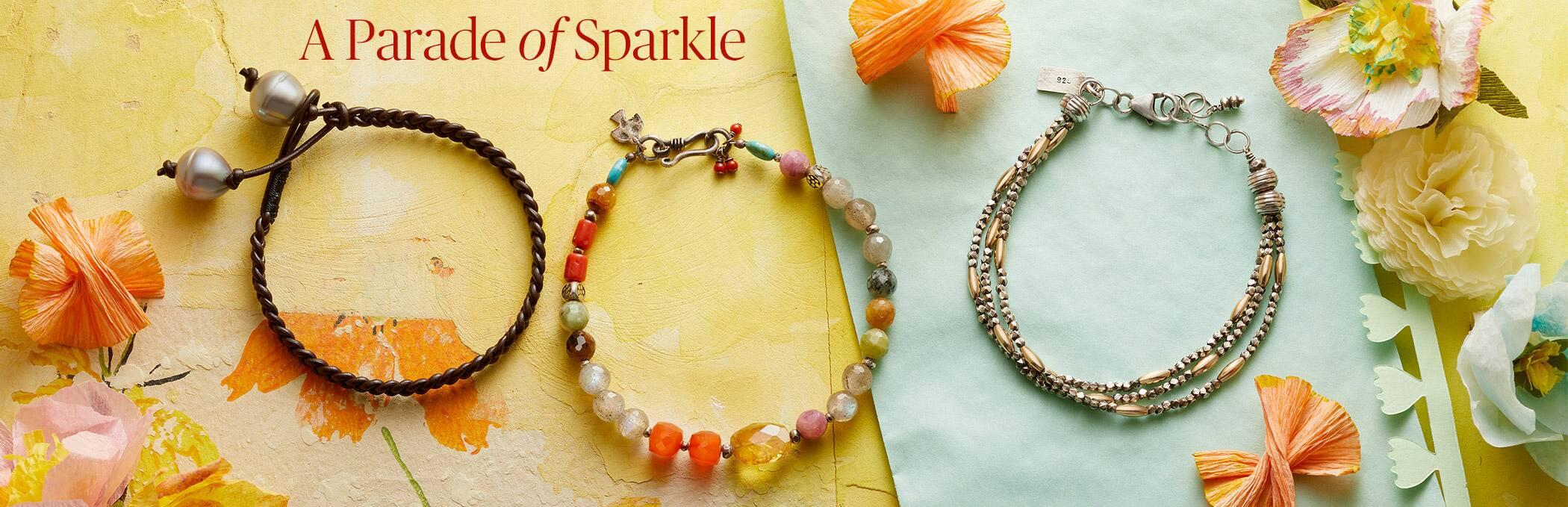 A Parade of Sparkle