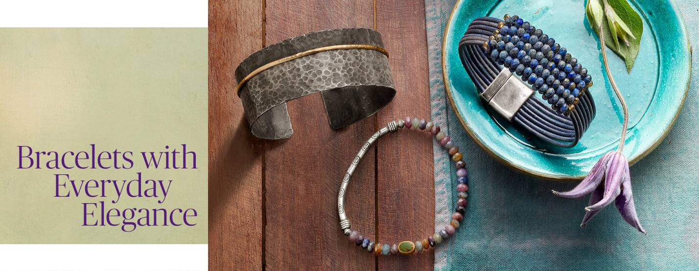 Bracelets with Everyday Elegance