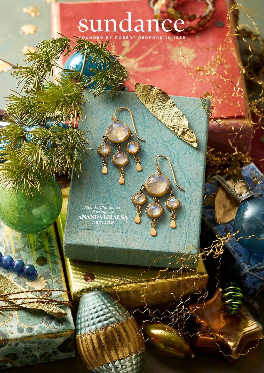 Sundance Catalog - Shop Our Holiday Jewelry Collection