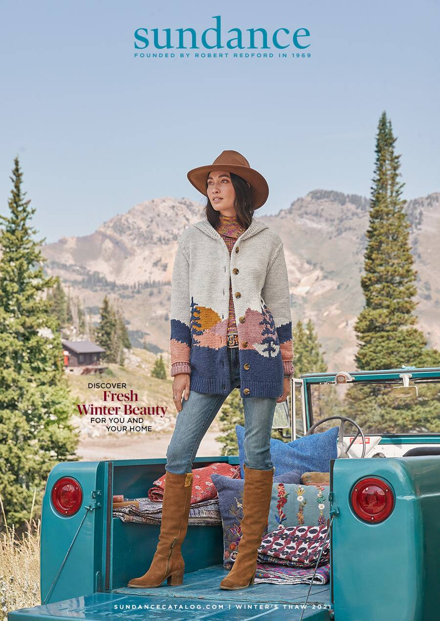 Sundance Catalog - Winter Drop 1 2021