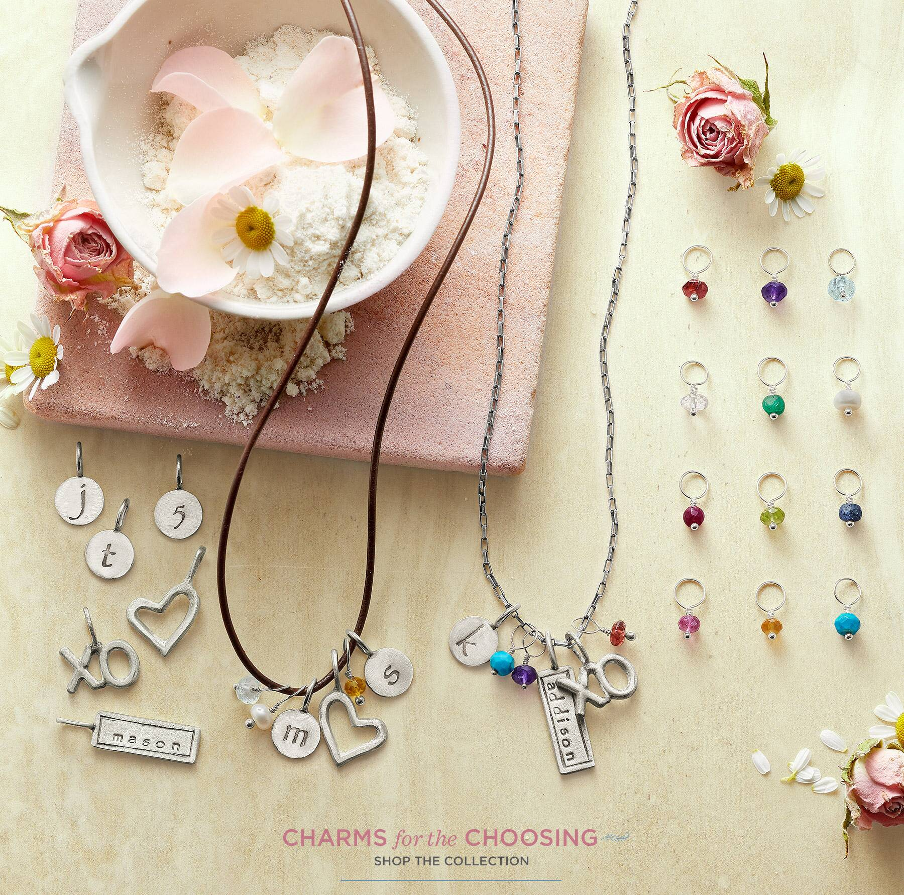 Charms for the Choosing