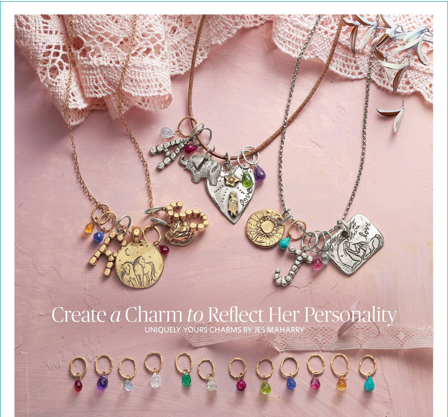 Charms by Jes MaHarry