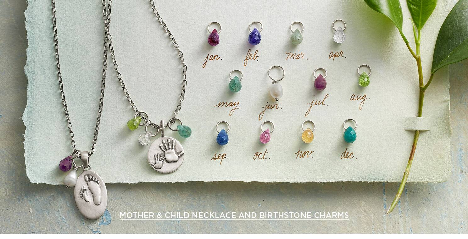 Mother & Child Charms