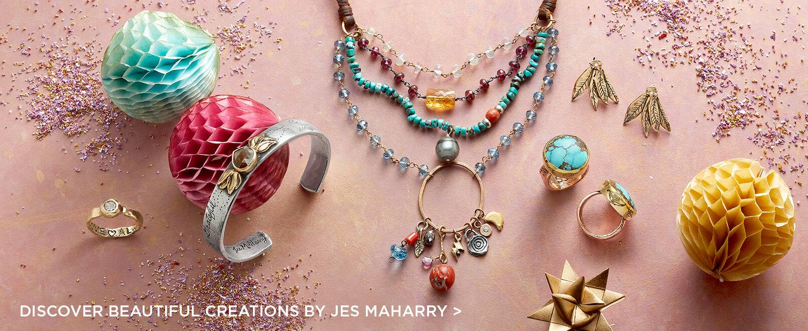 Shop Jes MaHarry Jewelry