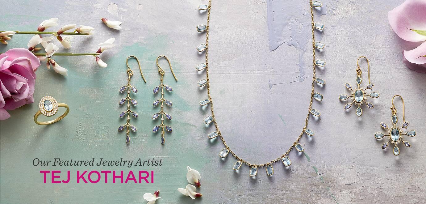 Shop Tej Kothari Jewelry