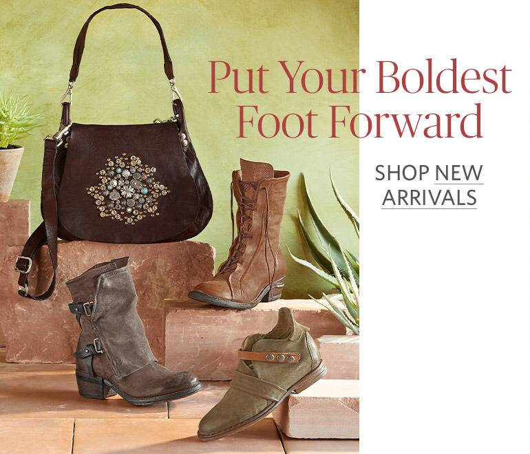 Put your Boldest Foot Forward