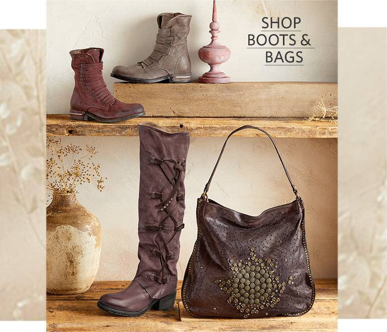 Boots and Bags