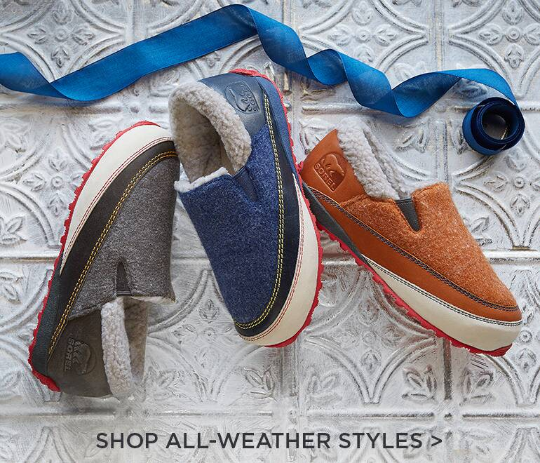 Shop All Weather Footwear